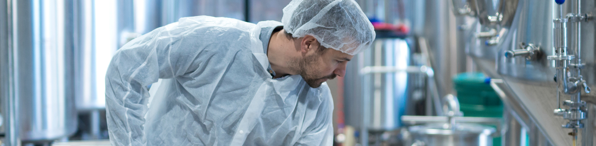 Produktion af ingredienser bl.a. til modermælkserstatning