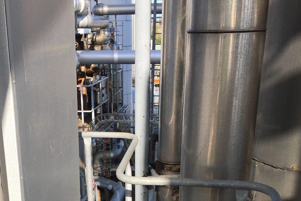 Projektledelse og design af nyt Oil Heat Treatment Plant