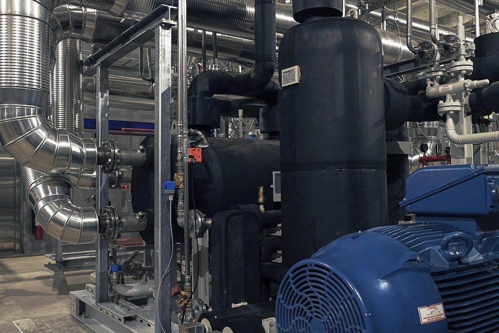 Overskudsvarme udnyttelse til fjernvarme i Køge by
